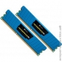 Corsair DDR3 8Gb (2x4Gb), 1600MHz, PC3-12800, Vengeance (CML8GX3M2A1600C9B)