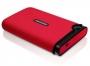 Внешний HDD Transcend StoreJet Portable Disk Drive 2.5 320Gb - 2.5, 320 Гб, 5400 rpm, USB, Красный