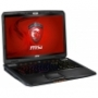 MSI GT780DX (Core i5 2430M 2400 Mhz 17.3 1920x1080 4096Mb 750Gb DVD-RW Wi-Fi Bluetooth Win 7 HP)