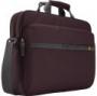 Logic Laptop Attache Purple Tannin (ENA116P)