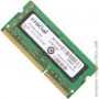 Crucial SODIMM DDR3 4Gb, 1333MHz, PC3-10600 (CT51264BC1339)