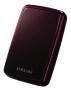 Внешний HDD Samsung S2 Portable HXMU050DA/E(G)42 2.5 500Gb - 2.5, 500 Гб, 5400 rpm, USB, Красный