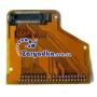 Шлейф для IDE винчестера ноутбука Panasonic Toughbook CF-72