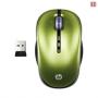 Мышь для ноутбука HP Wireless Optical Leaf Green (XP359AA)