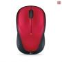 Мышь для ноутбука Logitech Wireless Mouse M235 Red (910-002422)