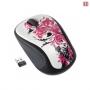 Мышь для ноутбука Logitech M325 Floral Spiral (910-002410)