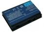 Аккумуляторная батарея к ноутбуку ACER TM00741/Black/14,8V/5200mAh/8Cells