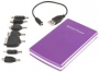 Универсальная мобильная батарея Power Rover/8000 mAh/Li-Pol/Pink