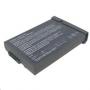 Аккумуляторная батарея к ноутбуку APPLE A1185  10,8V 5200mАh 8Cells Black