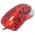 Мышь (трекбол) A4Tech X6-999D