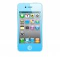 Мобильный телефон Apple iPhone 4 32Gb Blue Never Lock