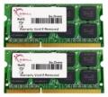 Модуль памяти G.skill SODIMM DDR3 8Gb (2x4Gb) 1600Hz (F3-12800CL11D-8GBSQ)
