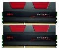 Модуль памяти GeIL 8 Gb (2x4) DDR3 2400 MHz (GET38GB2400C11DC)