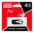 USB-флешка GoodRAM GOODDRIVE ZIP 4Gb