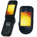 Мобильный телефон Nokia 7373 Black Chrome