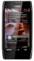 Смартфон Nokia X7-00