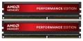 Модуль памяти Patriot DDR3 8Gb (2x4Gb) 1600MHz (AP38G1608U2K)