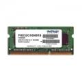 Модуль памяти Patriot SoDIMM 2048M DDR3 (PSD32G160081S)