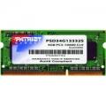 Модуль памяти Patriot SoDIMM 4096M (PSD34G13332S)