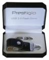 USB-флешка Prestigio Leather 4Gb