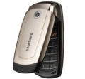 Мобильный телефон Samsung E380 Shampagne gold