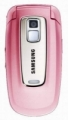 Samsung x650 Rose Red