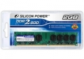 Модуль памяти Silicon Power 2Gb DDR2 (SP002GBLRU800S02)