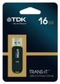 USB-флешка TDK Trans-it Mini 16GB
