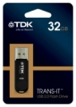 USB-флешка TDK Trans-it Mini 32GB