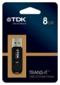 USB-флешка TDK Trans-it Mini 8GB