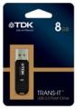 USB-флешка TDK Trans-it Mini 8GB