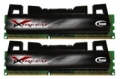 Модуль памяти Team Group DDR3 8Gb (2x4GB) 1866MHz (TXD38192M1866HC11DC-D)